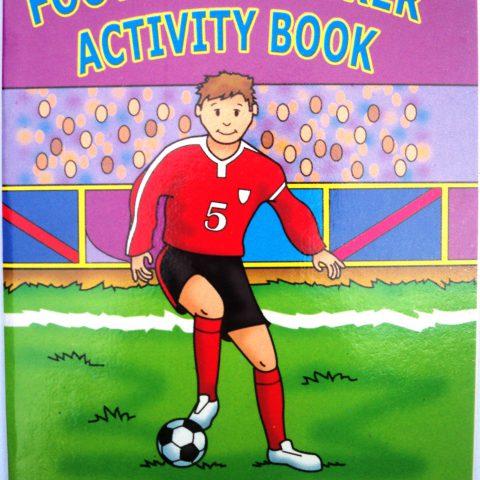 Football Sticker Activity Book-0