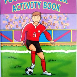 Football Sticker Activity Book-0