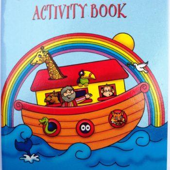 Noah's Ark Sticker Activity Book-0