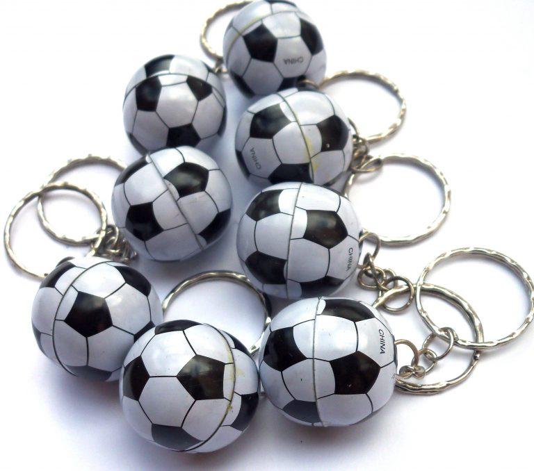 Football Keyring-0