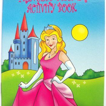 Princess Sticker Activity Book-0