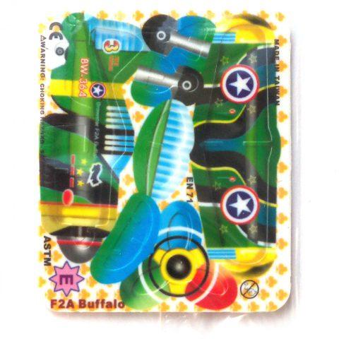 Glider 3D Puzzle-0