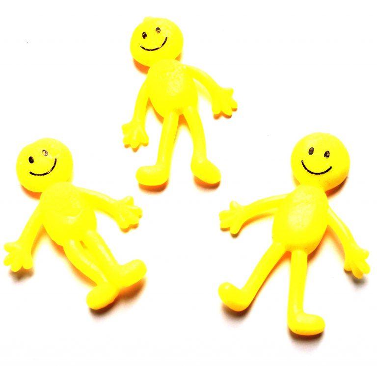 Stretch Smiley Man-0
