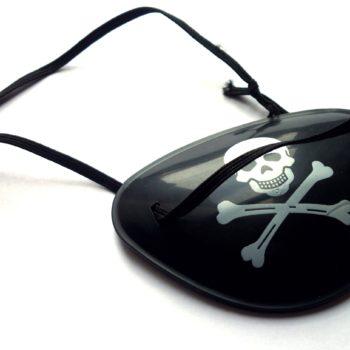 Pirate Eye Patch-0
