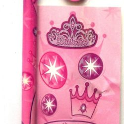 Mini Princess Stationery Set -775