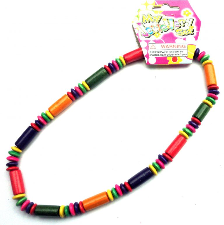 Beaded Necklace-828