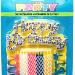 Cake Decorations (Candles)-0