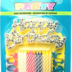 Cake Decorations (Candles)-1006