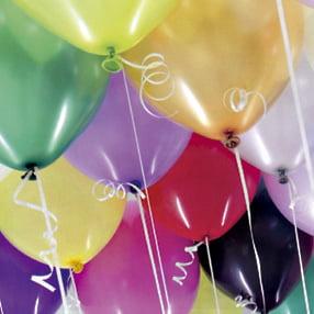 "12"" Pearl/Metallic Balloons-0"