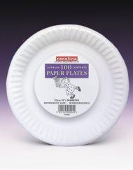 "100 x 7"" Paper Plates-0"