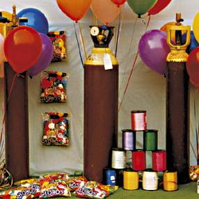 Balloon Gas Cylinder - Size K -0