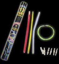 12 Glow Bracelets tube-0