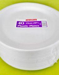 "40 x 10"" Foam (Polystyrene) Plates-0"