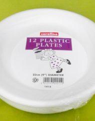 "12 x 9"" Foam (Polystyrene) Plates-0"
