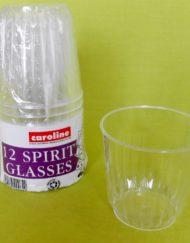 Plastic Spirit Tumblers x 12-0