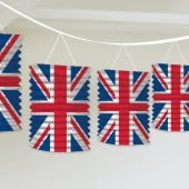 GB Union Jack Lantern Garland-0