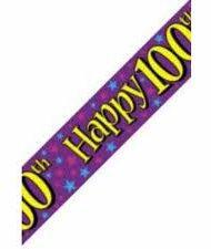100th Birthday Banner-1179