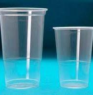 Plastic Pints Glasses x 25-0