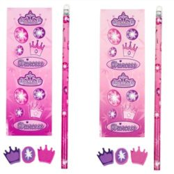 Mini Princess Stationery Set -0