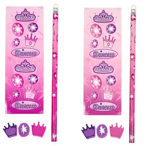 Mini Princess Stationery Set -0