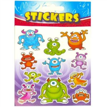Wild Animal Stickers-1599