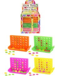 Connect 4 Neon colours-0
