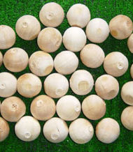 55mm Wood Balls to Hire-0