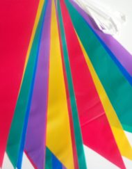 10 Metre Standard Bunting Multi-Coloured-0