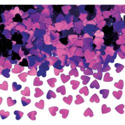 Sparkle Heart Confetti -0