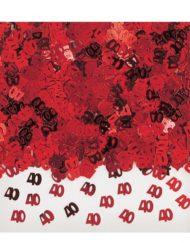 40th Anniversary Confetti -0