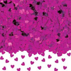 Sparkle Heart Confetti -1059