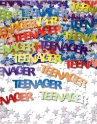 Teenager Confetti -0