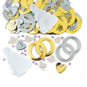 Bridal Bells Confetti -0