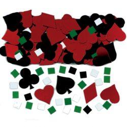 Casino Confetti -0
