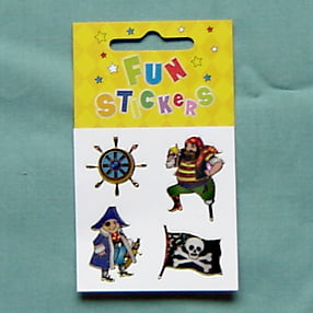 Pirate Stickers-0