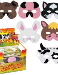 EVA Farm Animal Mask -0