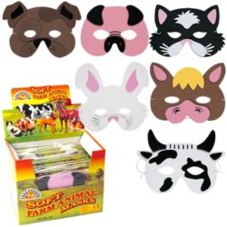 EVA Farm Animal Mask -0