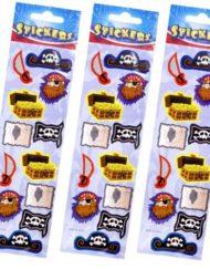 Pirate stickers -0