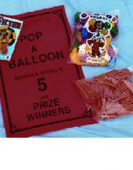 Pop A Balloon Set-1301
