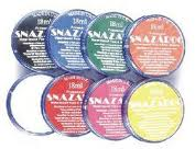 Snazaroo range of water based face paint-0