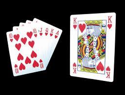 Giant or Jumbo packs of cards-0