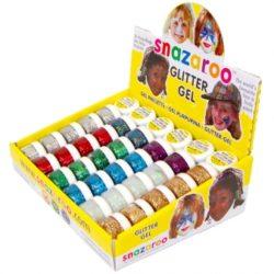 Snazaroo 12ml glitter gel -0