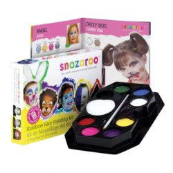 Snazaroo Rainbow Face Paint Kit-0