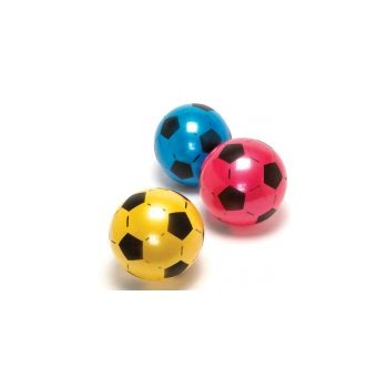 Inflated Plastic Football-1135