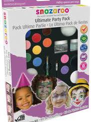 Snazaroo Ultimate Party Pack-1139