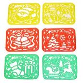 Christmas Mini Stencils -0