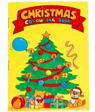 Mini Christmas Colouring Book-0