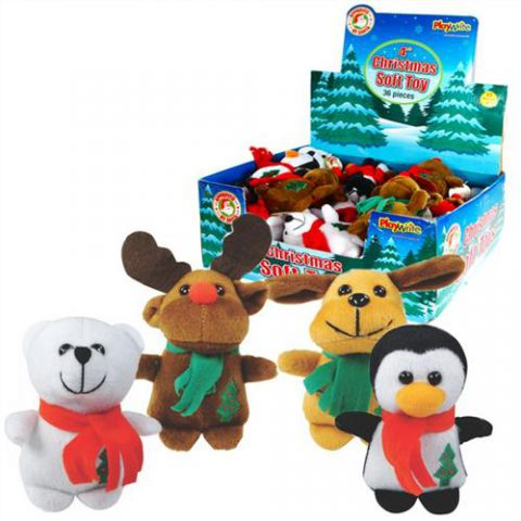 Christmas Soft Toy-0