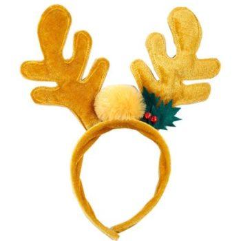 Delux Reindeer Antlers-0