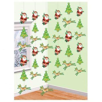 Christmas String Decoration-0